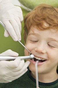 Children love Pinnacle Pediatric Dentistry